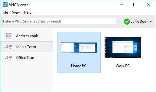 How do I get started with VNC Connect on Windows and Mac? – RealVNC